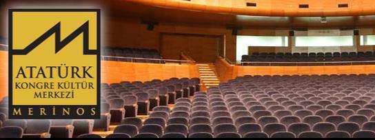 Atatürk Merinos Kongre Kültür Merkezi | Atatürk'ün Anısı Yaşatılıyor