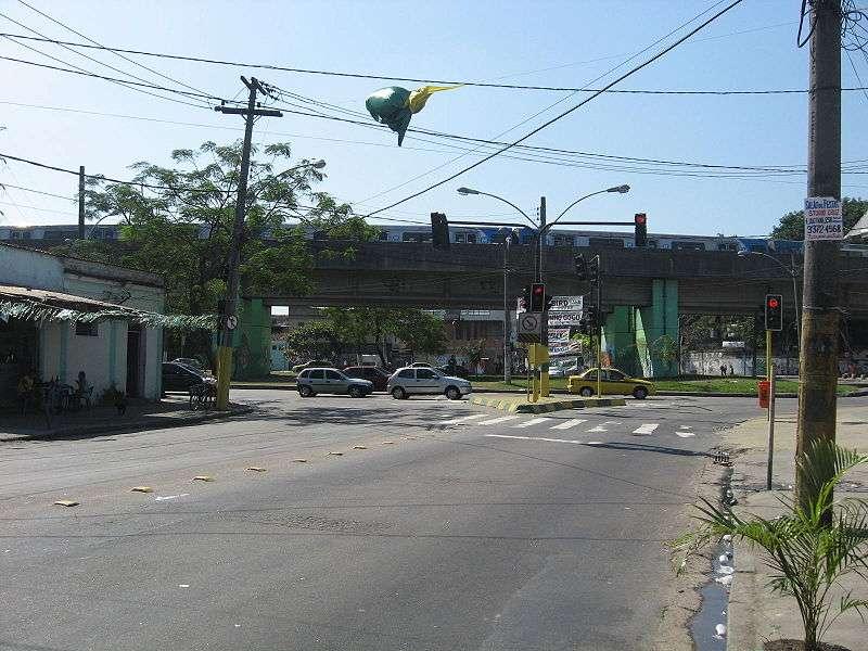 Colégio - Estação