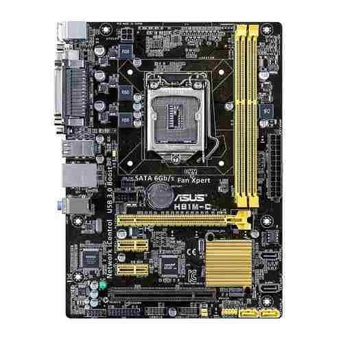 Asus H81M-C/BR (LGA 1150 - DDR3 1600) - Chipset In
