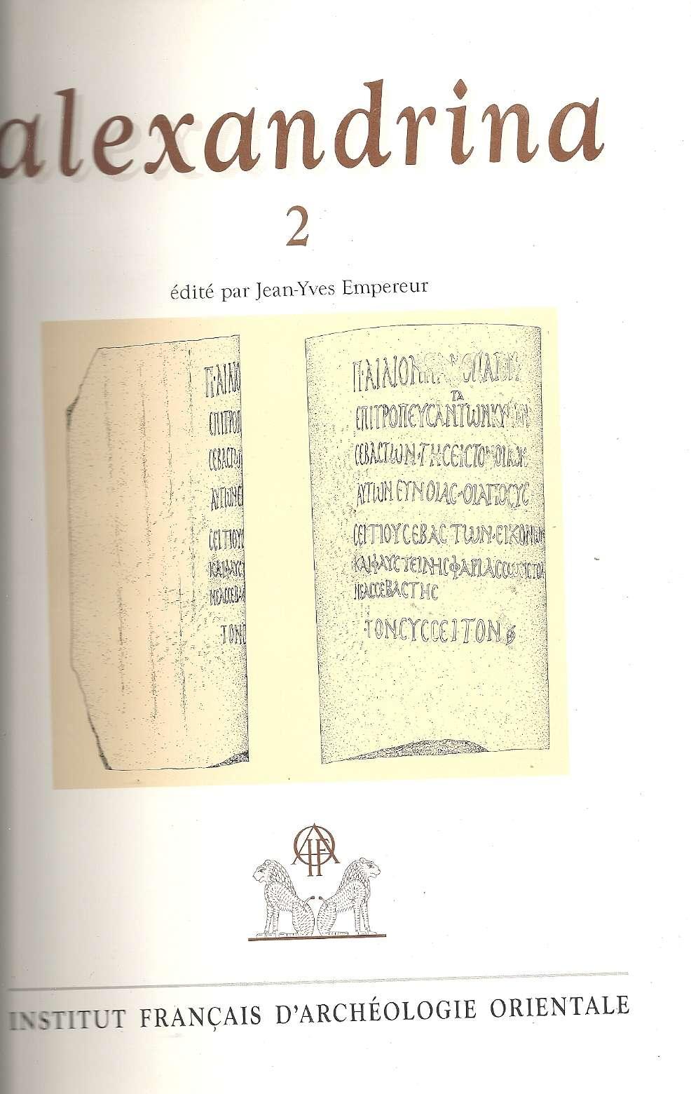 Alexandrina 2, Collectif