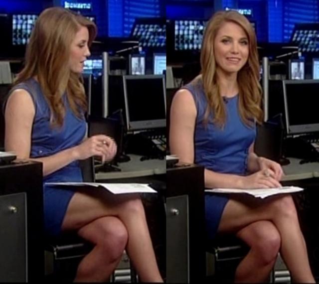 Jenna Lee Fox legs