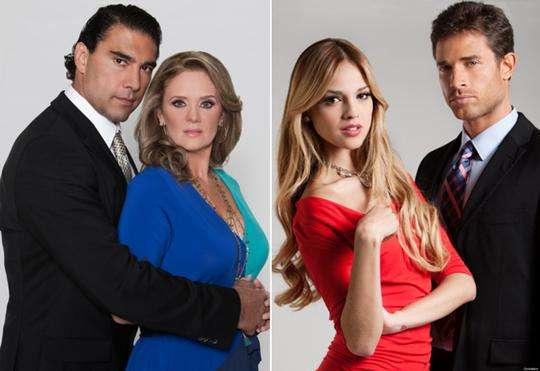 Las telenovelas más exitosas del 2013 en México